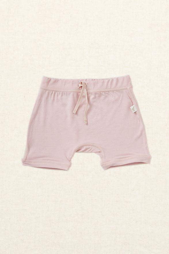 Boody Pull on Shorts Rose