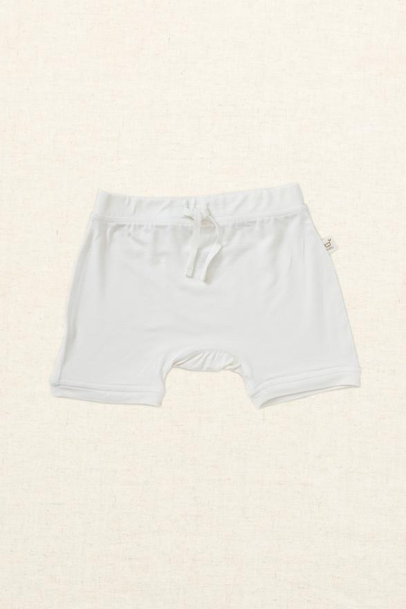 Boody Pull on Shorts Chalk