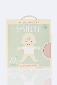Boody T-Shirt Chalk