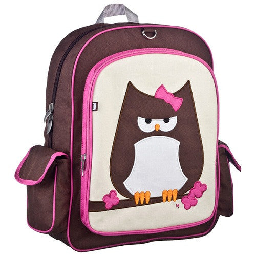 Beatrix NY Big Kid Backpack - Papar Owl