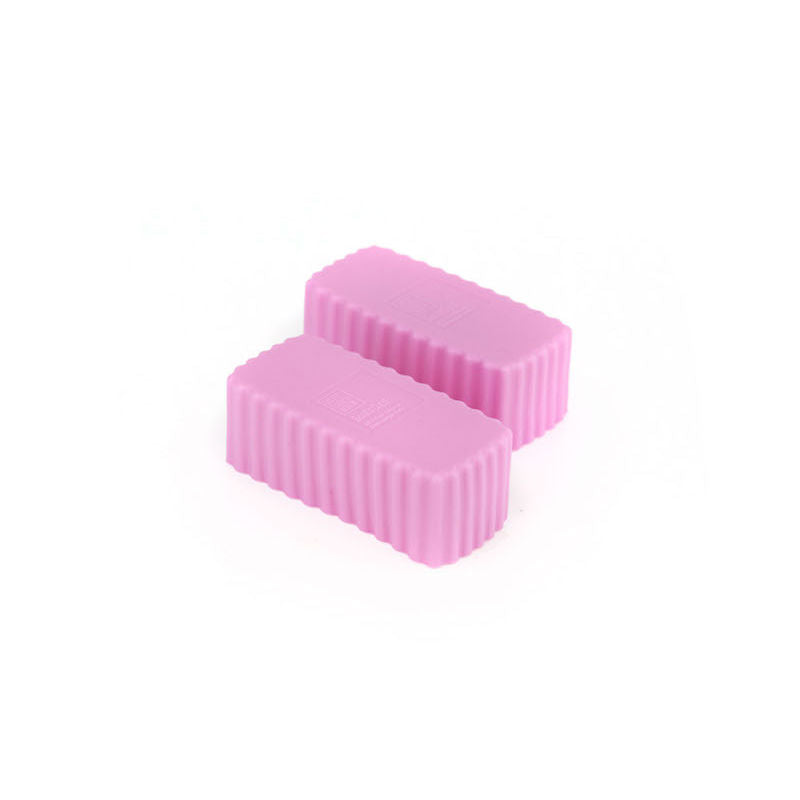 Little Lunch Box Co Bento Cup 2 Pack Rectangle – Pink