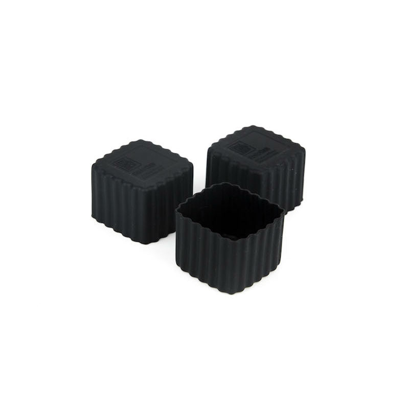 Little Lunch Box Co Bento Cups Square – Black
