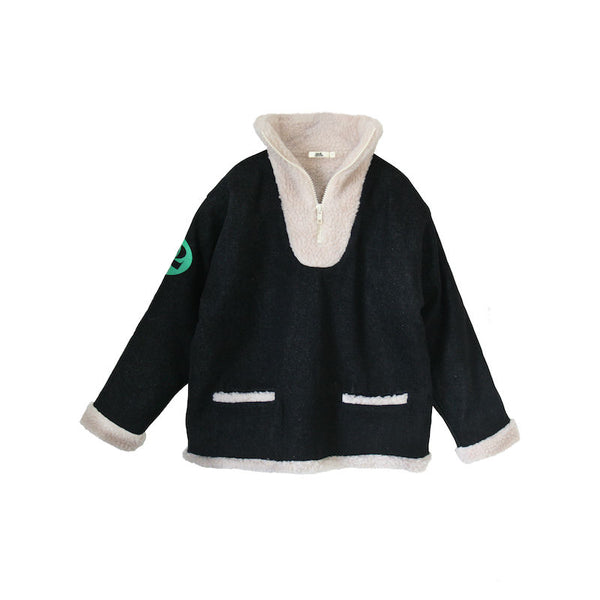 Bandy Button Daytona Coat