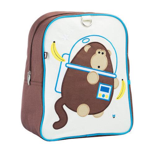 Beatrix NY Little Kid Backpack - Monkey Dieter In Space