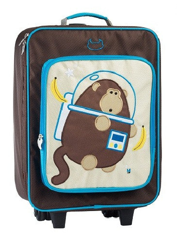 Beatrix NY Wheelie Bag - Dieter Monkey In Space