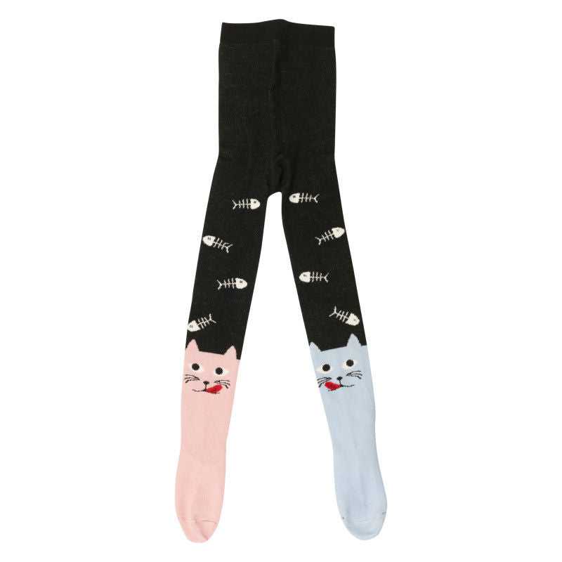 WAUW CAPOW By Bangbang Dining Duo tights w. feet
