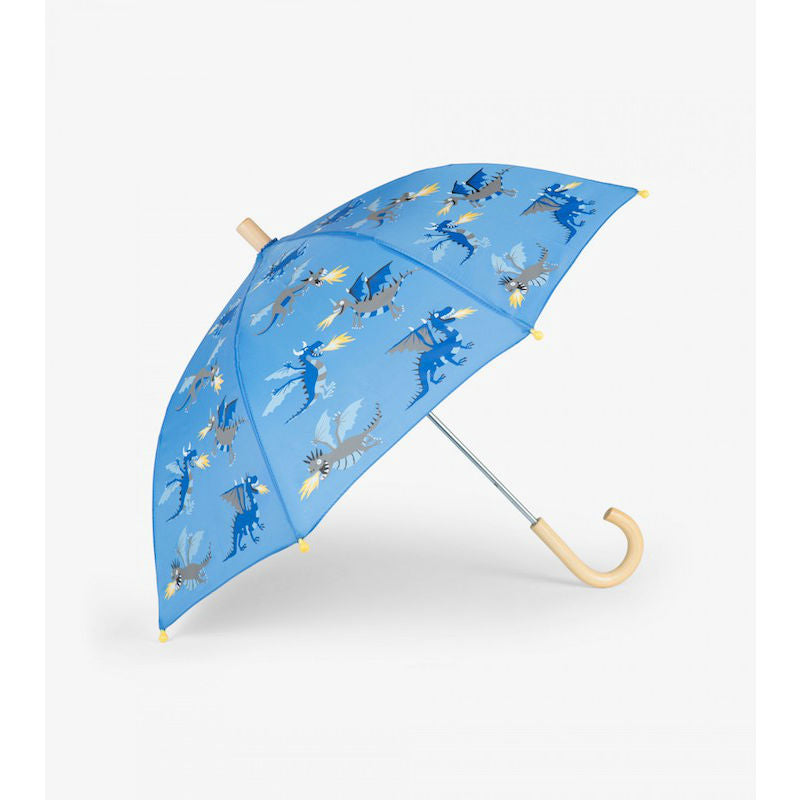 Hatley Fire Breathing Dragons Umbrella