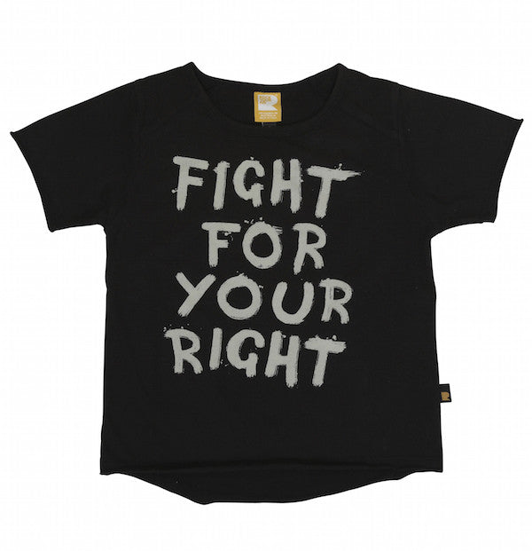 Rock Your Kid Fight For Your Right T-Shirt