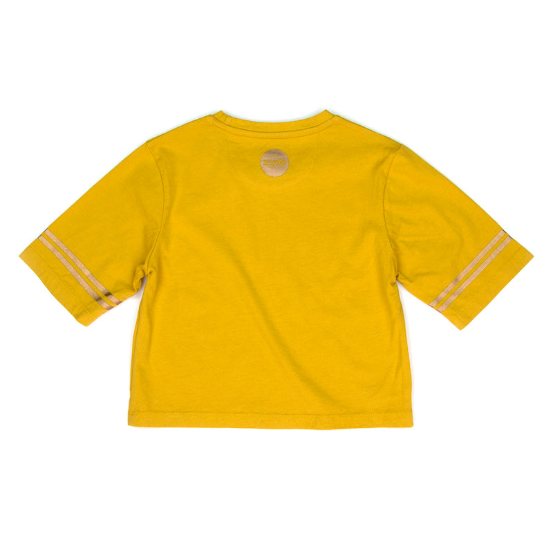 Sudo Tillie S/S Cropped Tee Golden