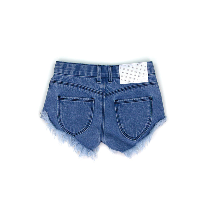 Sudo Aurora Distressed Denim Shorts