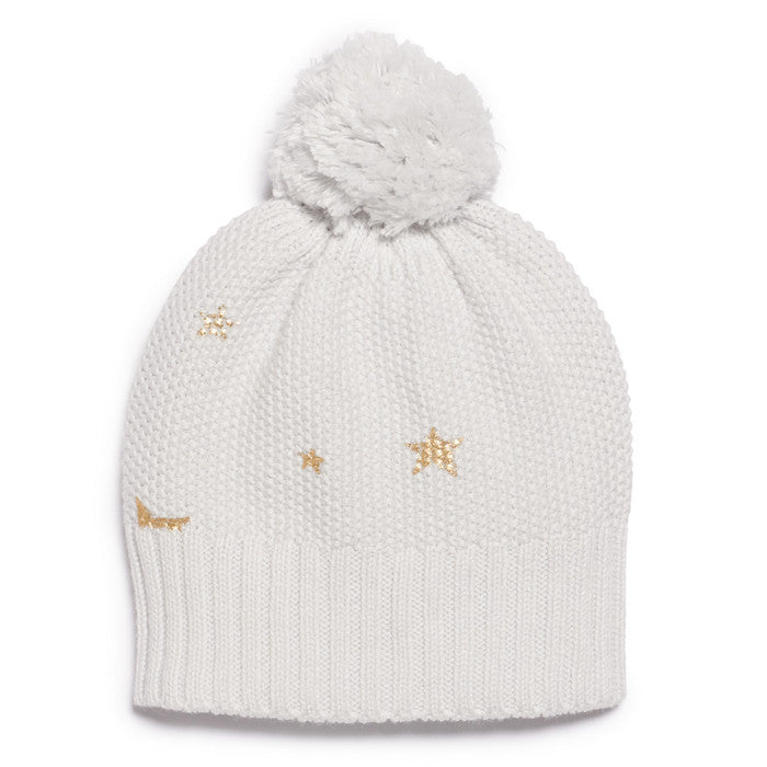 Wilson & Frenchy Knitted Hat Glacier Star Bright