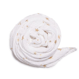 Wilson & Frenchy Muslin Wrap Glacier Star Bright