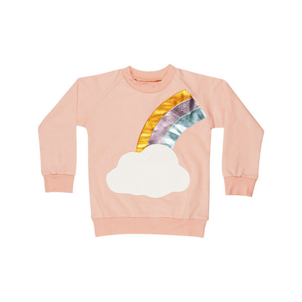 WAUW CAPOW By Bangbang Good Luck sweatshirt
