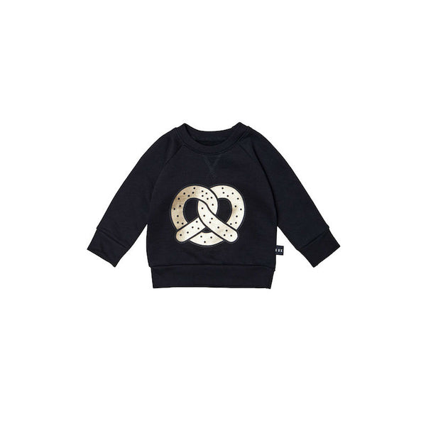 Huxbaby Pretzel Sweatshirt Fleece