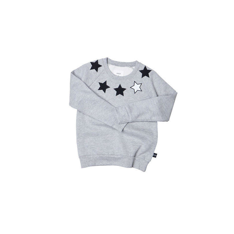 Huxbaby Star Sweatshirt Fleece