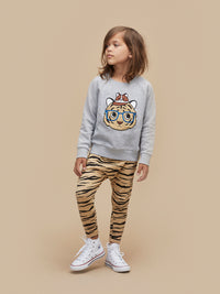 Huxbaby Wildcat Drop Crotch Pant
