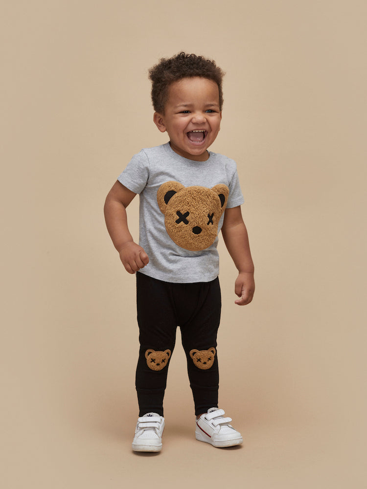 Huxbaby Huxbear Applique T-Shirt