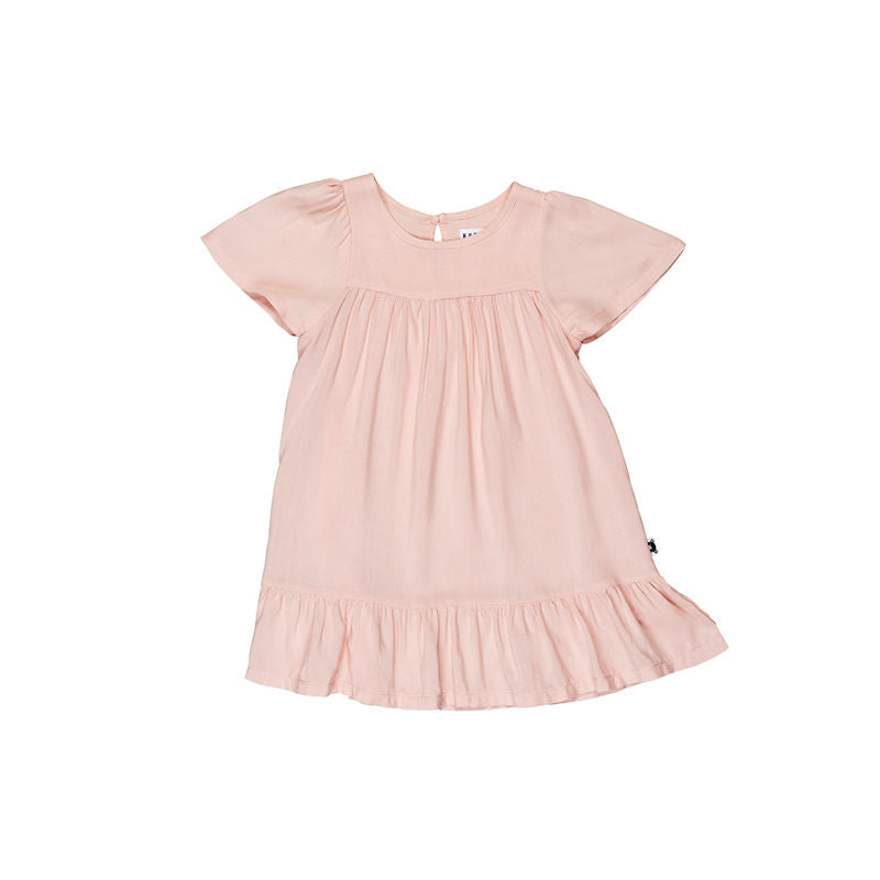 Huxbaby Leah Dress Light Pink