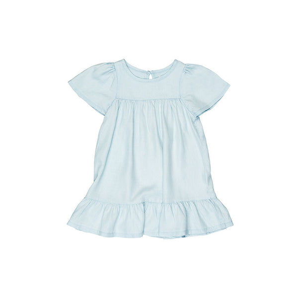 Huxbaby Leah Chambray Dress