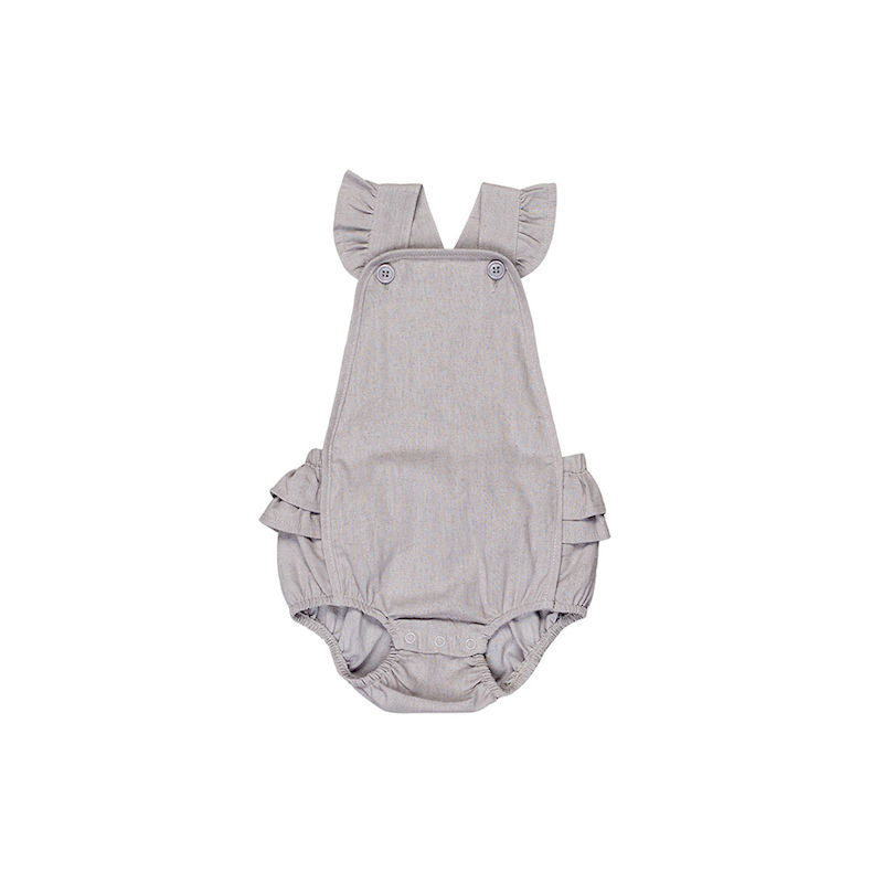Huxbaby Woven Playsuit