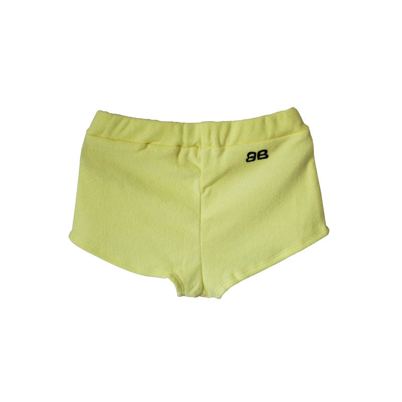 Bandy Button Hibis Short