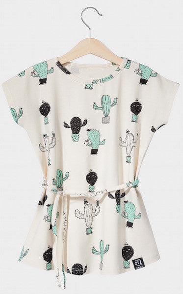 Kukukid DRESS/TUNIC Beige Cactus