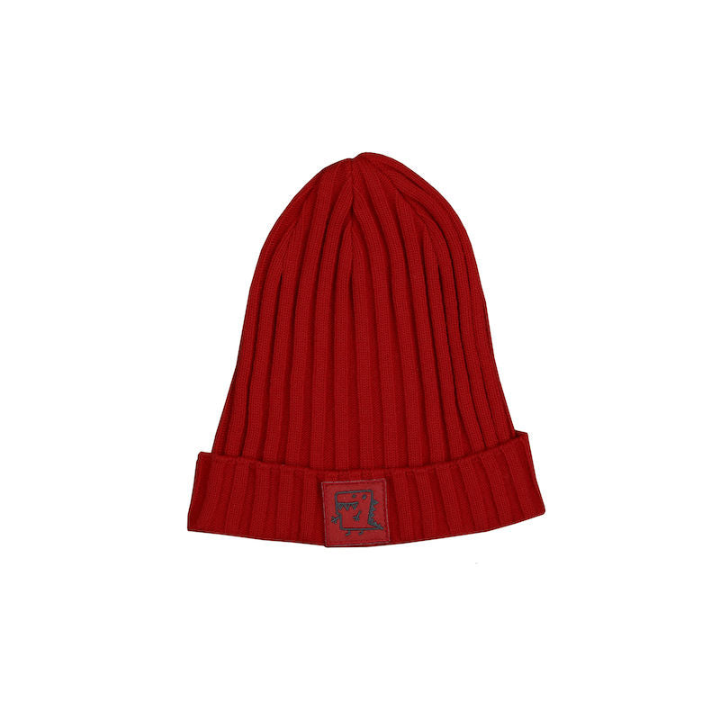 Kukukid Woolen Hat Red