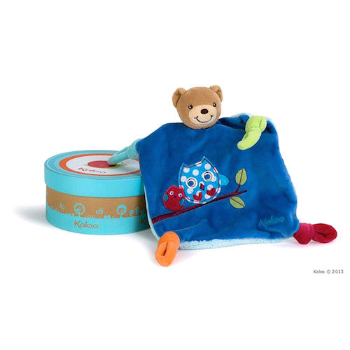 Kaloo Colours Doudou Bear Good Night - Owl