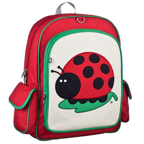 Beatrix NY Big Kid Backpack - Juju Ladybug