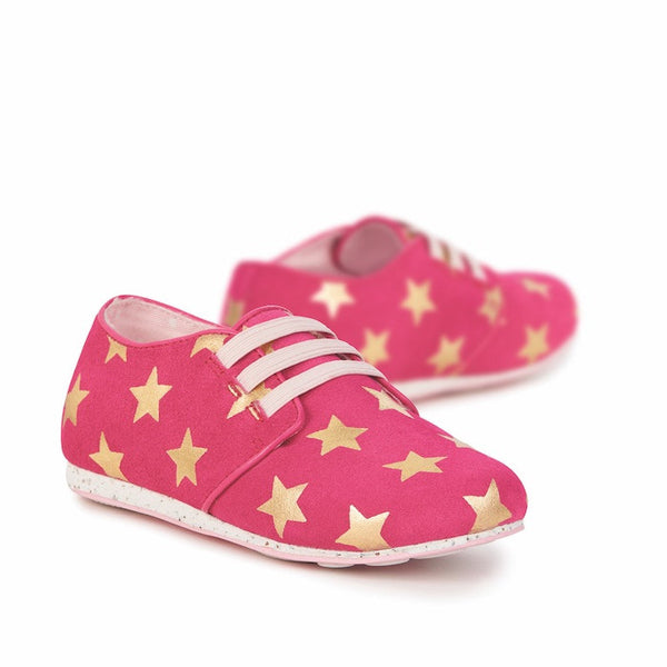 EMU Star Sneaker Hot Pink