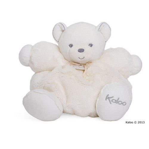 Kaloo Large Chubby Bear Cream