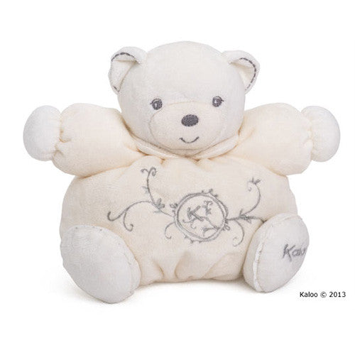 Kaloo Small Chubby Bear Cream