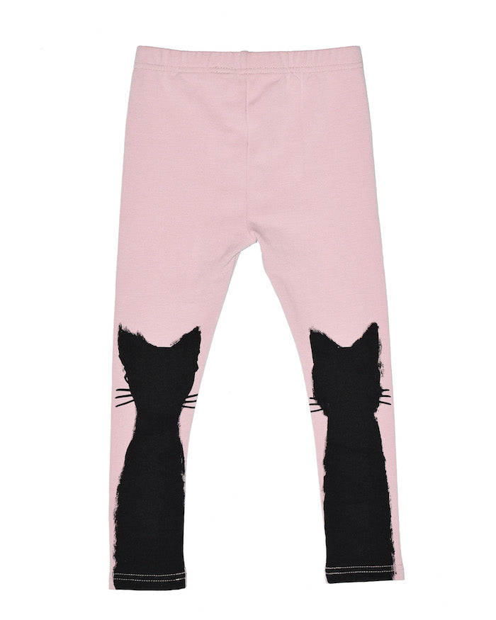 Radicool Kids Kitten Love Legging Dusk