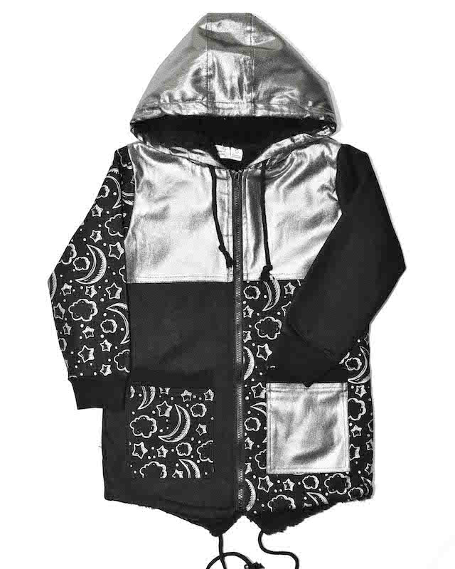 Radicool Kids Moonligjt Jacket In Black