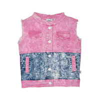 Radicool Kids Magical Denim Vest