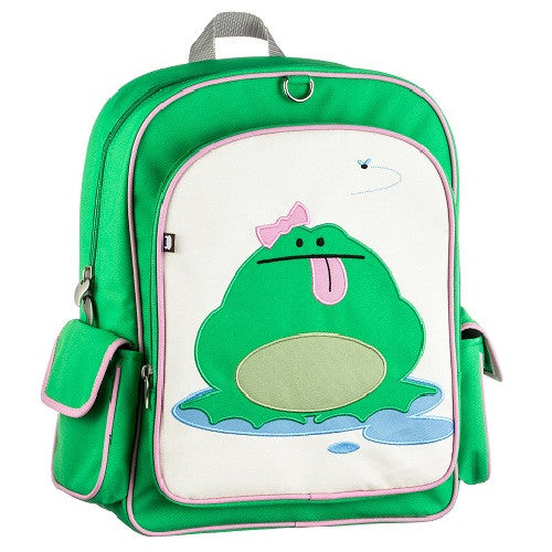 Beatrix NY Big Kid Backpack - Katarina Frog