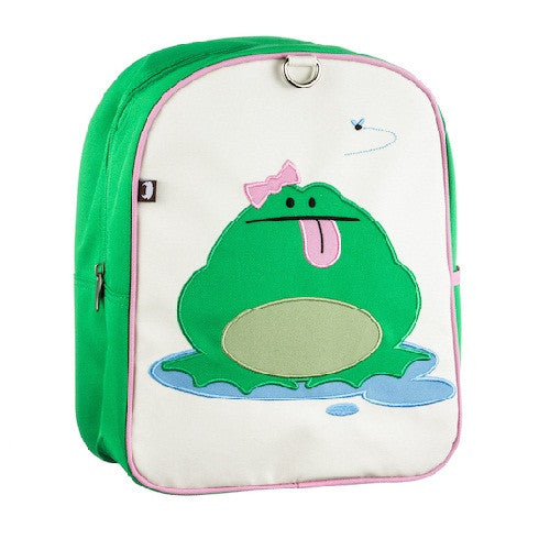 Beatrix NY Little Kid Backpack -  Katarina Frog