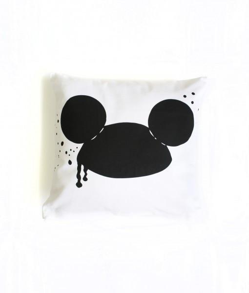 Little Pop Studios Messy Mouse Cushion Cover