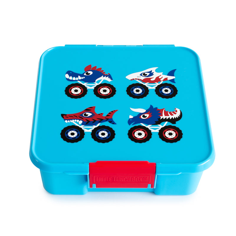 Little Lunch Box Co Bento Three – Monster Truck