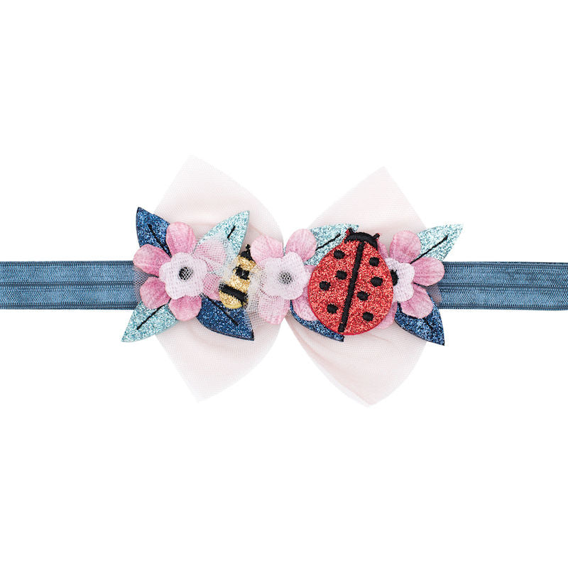 Billy Loves Audrey Garden Stretch Headband
