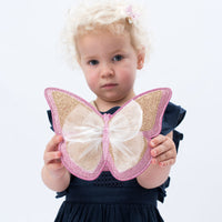 Billy Loves Audrey Butterfly Shoulder Bag