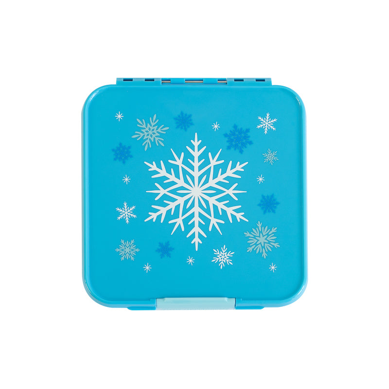 Little Lunch Box Co Bento Three – Snowflake
