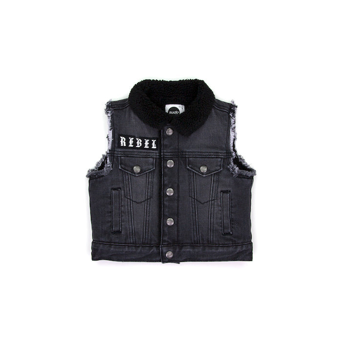 Sudo Mini Slayer S/Less Vest