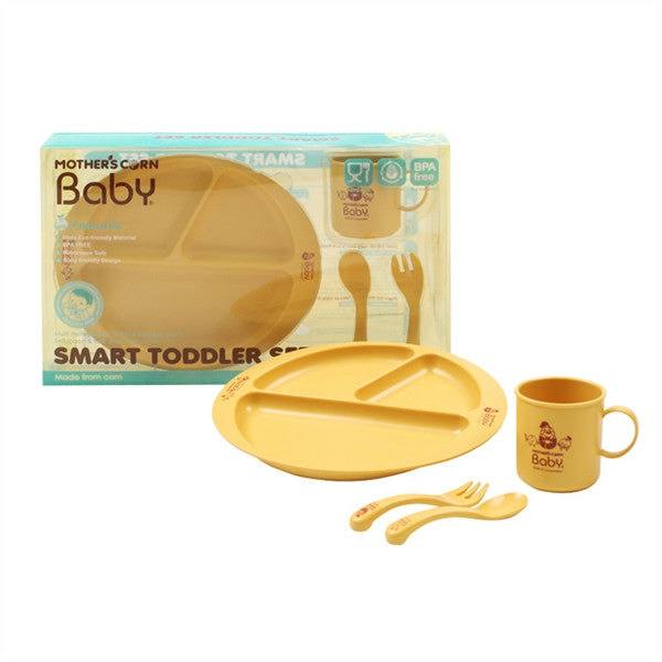 Mother's Corn Smart toddler set