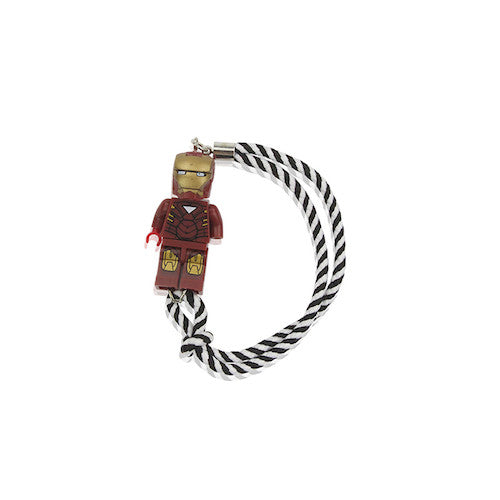Milk & Soda Toy Bracelet Ironman