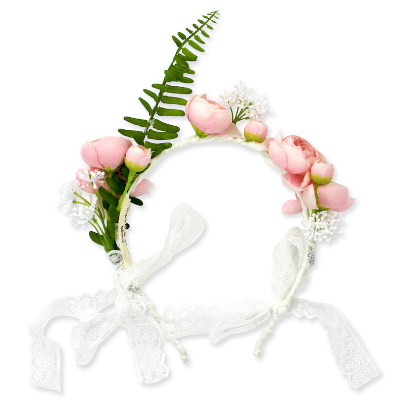 Milk & Soda Madeleine Floral Headband-Multi
