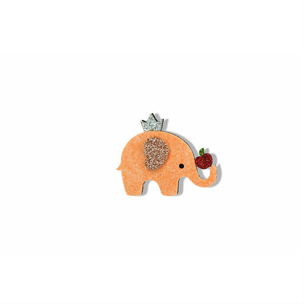 Milk & Soda Elephant Duck Clip Orange