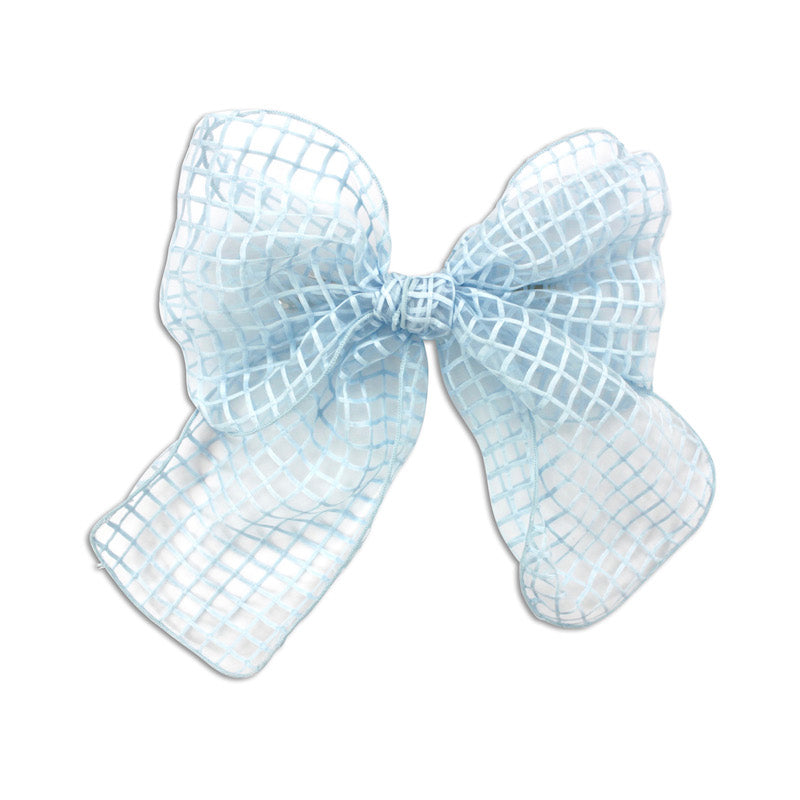 Milk & Soda Savanna Hair Clip-Blue