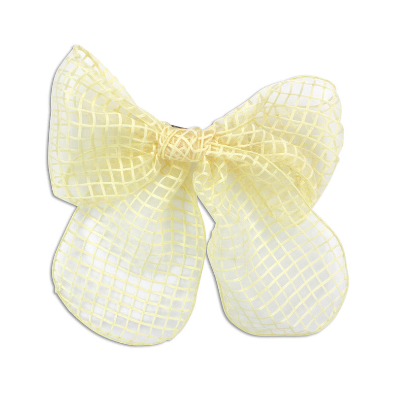 Milk & Soda Savanna Hair Clip-Yellow