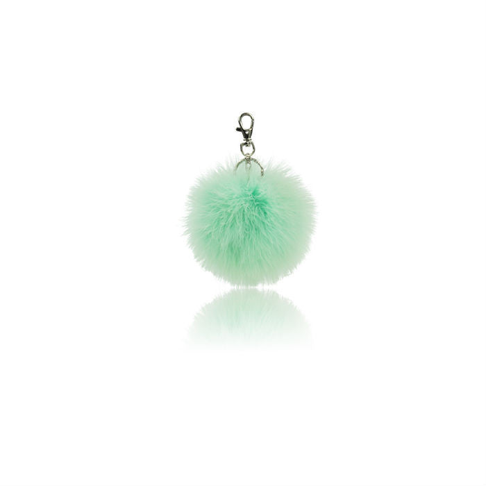 Milk & Soda Emilie Keyring Mint